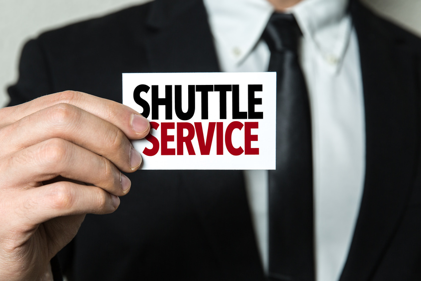 airport to airport shuttles